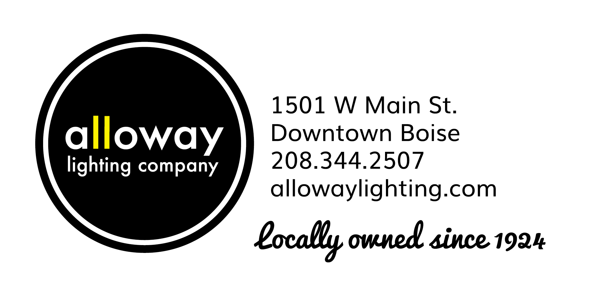 Alloway Lighting Co